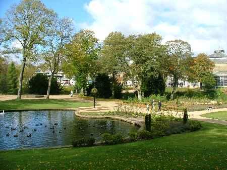 Buxton Pavilion Gardens Car Park