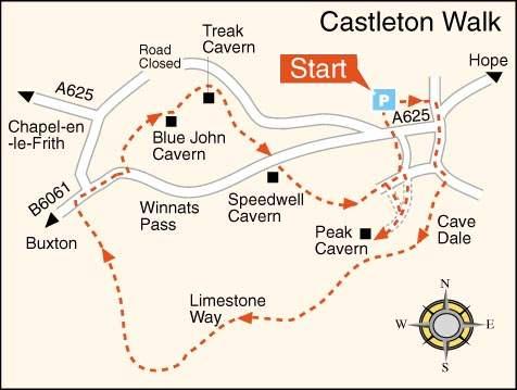 Castleton Walk  Discover Derbyshire and the Peak District