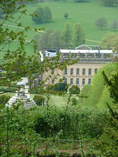 Chatsworth House Waterfall: Discover Derbyshire And The Peak District