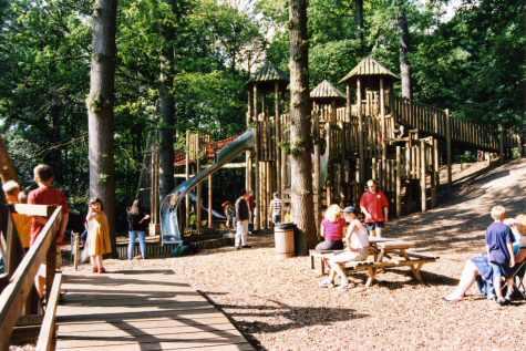 The Playground C Bridget Flemming And Chatsworth House Trust